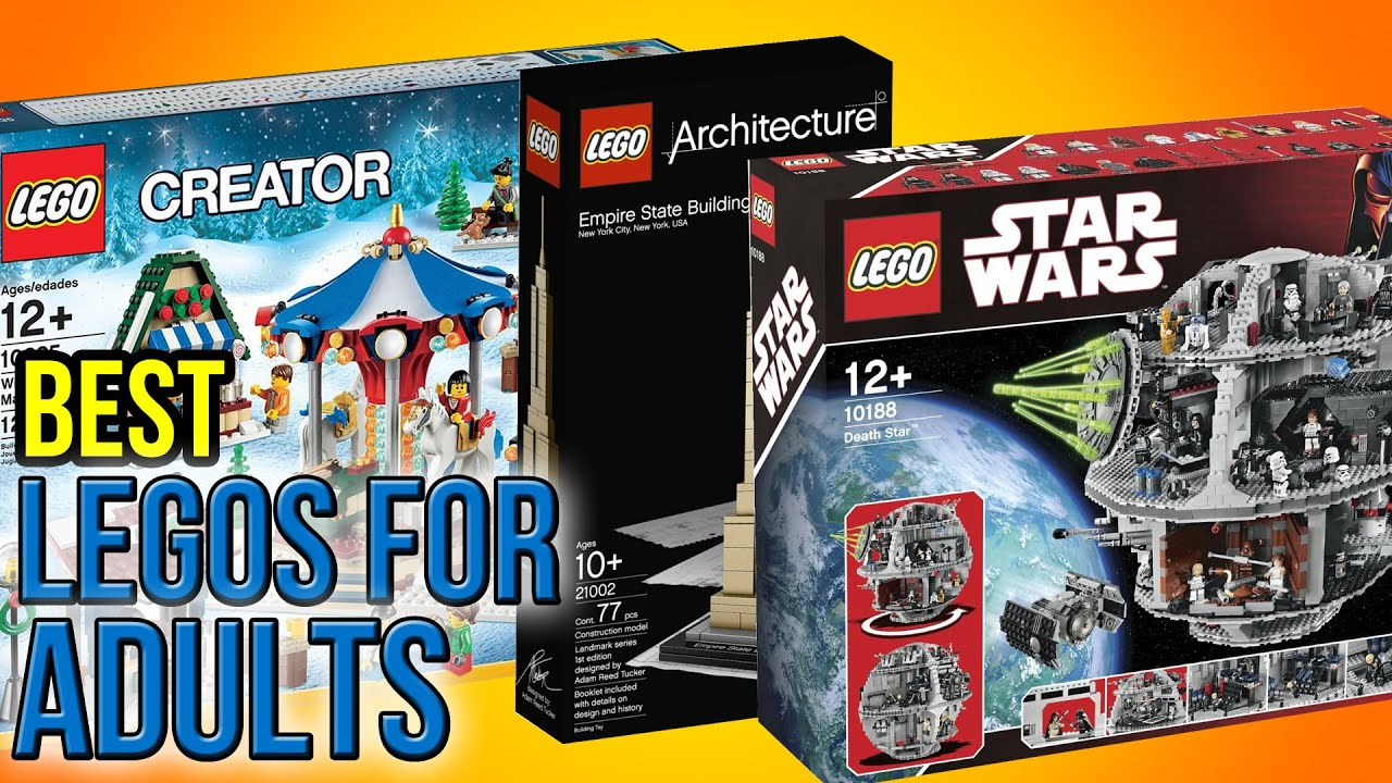 8 Best Legos For Adults 2016