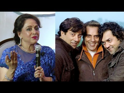 download lagu Hema Malini Finally Revealed Her Relationship With Dharmendra, Sunny gratis