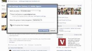 How to remove email notifications from Facebook Groups
