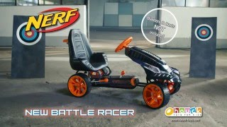 hauck TOYS FOR KIDS - NERF Battle Racer