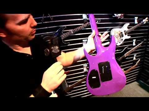 Dean Guitars 2015 N.A.M.M. Highlights - Jackie Vincent Signature Series Electric Guitar
