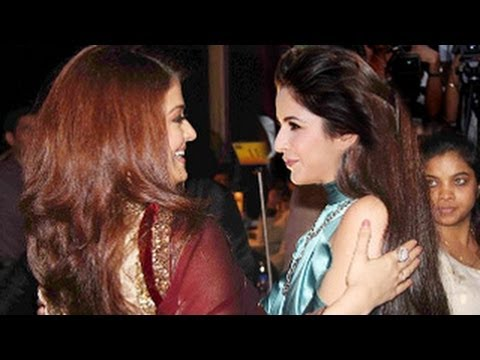 Salman Khan's ex girlfriends Katrina Kaif & Aishwarya Rai Bachchan PATCH UP