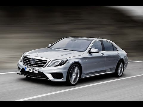 Mercedes S 63 AMG - Test it