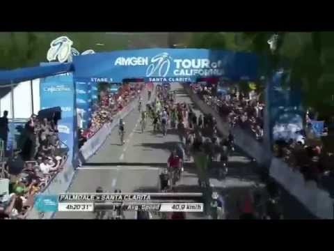 Peter Sagan wins Stage 3 of the Tour of California