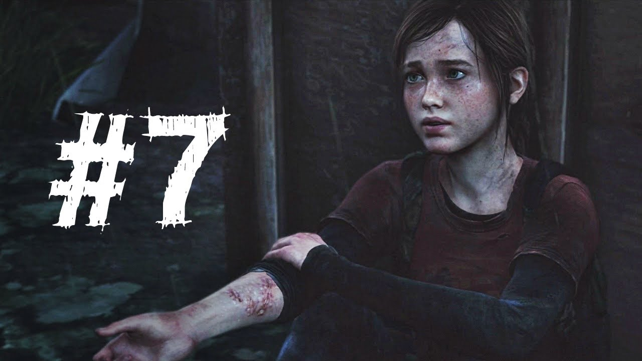 The last of us gameplay walkthrough part 7 clickers youtube - The last story hd ...
