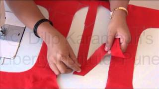 Blouse cutting & stitching in marathi