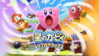 Kirby Triple Deluxe Music - Tough Enemy