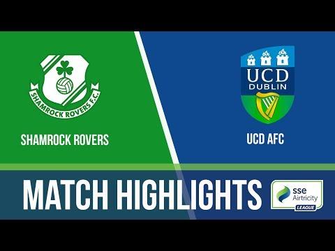 GW8: Shamrock Rovers 3-1 UCD