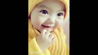 Cute baby videos, cute baby WhatsApp status, cute baby status, baby songs, b