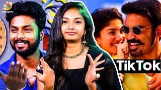 TIKTOK BAN: Rowdy Baby – My Dear Macha பண்றவங்கள அடிக்கணும்   Deepak & Preethi   Public Opinion