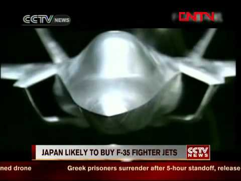 Japan likely to buy US F-35 fighter jets