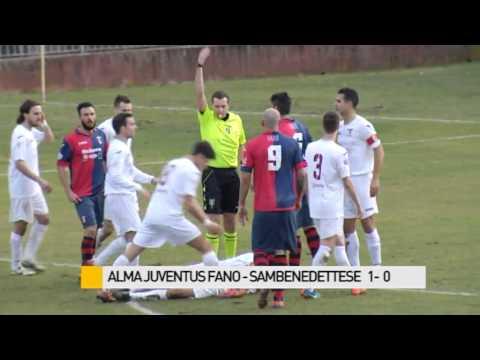 Alma juventus fano - sambenedettese 1-0