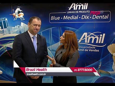 Estreia - Brazil Health na Mega TV