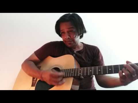 Hai apna dil to awara I Guitar cover song I Vineet vandy Gupta I