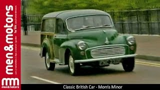 Classic British Car - Morris Minor