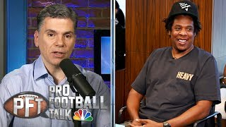 Jay-Z silent on Colin Kaepernick situation thus far | Pro Football Talk | NBC Sports