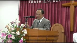 TKBC Message ( Jesus said, `I am the light of the world ' ) Rev.Dr.Lazuk Dau Hkawng