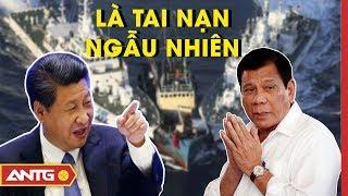 Vụ tàu cá và thế tiến thoái lưỡng nan của Tổng thống Duterte | Tiêu điểm quốc tế | ANTG