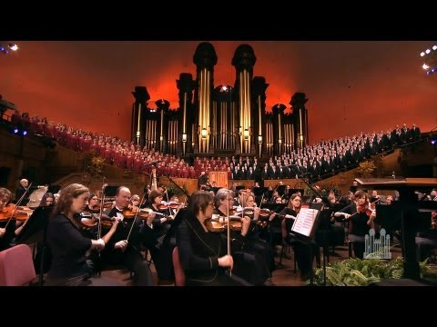 Come, Thou Fount of Every Blessing — Mormon Tabernacle Choir
