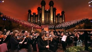 Watch Mormon Tabernacle Choir Come Thou Fount Of Every Blessing video