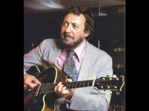 BARNEY KESSEL Jazz Guitar Legend Radio Broadcast