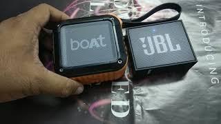 JBL vs Boat Bluetooth Speakers