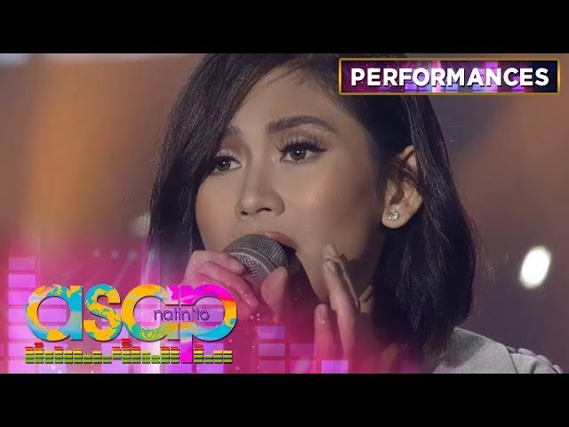 "Sarah G's rendition of ""Di Na Muli"" will give you LSS! 