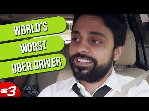 World's Worst Uber Driver