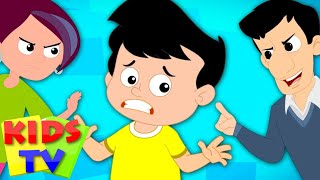 Johny Johny Yes Papa | Nursery Rhymes Songs For Kids | Songs For Children | Kids Rhymes | kids tv