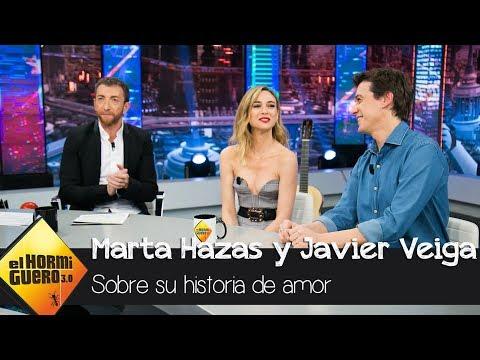 La 'pequeña coincidencia' que unió para siempre a Marta Hazas y Javier Veiga - El Hormiguero 3.0