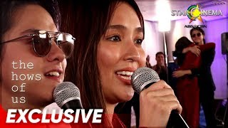 Highlights from 'The Hows Of Us' Thanksgiving Dinner | 'The Hows Of Us'