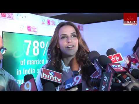 I Love Hyderabad I Bollywood Actress Neha Dhupia I Bhaarat Today