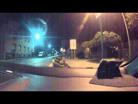 STRADE DI notte Riviera ( poche e giovanissime le prostitute)