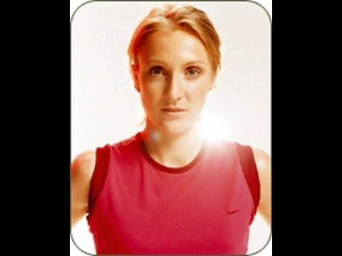 How to Achieve Your Goals - Paula Radcliffe