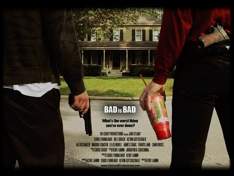 La bank robbery movie