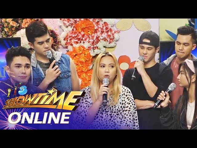 It's Showtime Online: Rejine Polido's fear