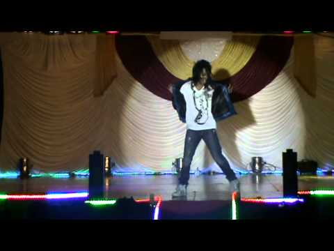 Electrifying Performance Of Dancing Star Prince.mpg video