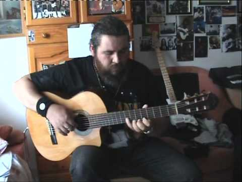 bolero historia de un amor interpreta jose luis allo pineda guitarra manuel rodriguez cutway mod a