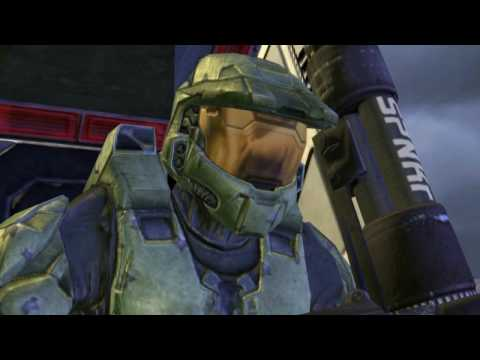 All Halo 2 Cutscenes: Part 3 in HD!