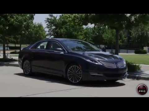 2014 Lincoln MKZ Review & Test-Drive