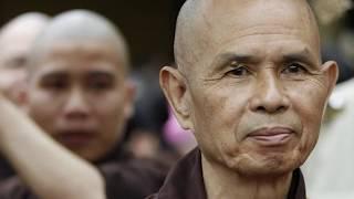Thiền sư Thích Nhất Hạnh lần đầu trở về VN sau 10 năm xảy ra vụ Pháp nạn Bát Nhã