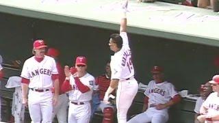 1996 ALDS Gm4: Juan Gonzalez's fifth home run of ALDS