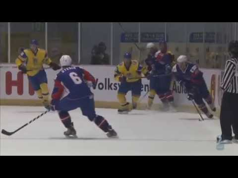 Slovenia vs. Ukraine - 2014 IIHF Ice Hockey World Championship Division I Group A