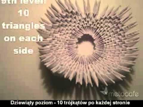Odpowiedzi na film kurs origami krok po kroku na przykładzie