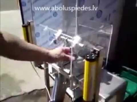 Косточковыбивная машина своими руками