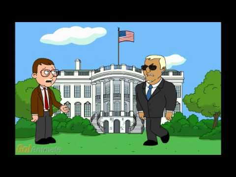 The President Has A Secret video