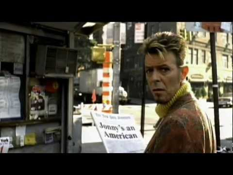David Bowie - I&#039;m Afraid of Americans (HD)