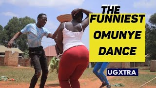 FUNNIEST OMUNYE DANCE  COAX,JUNIOR USHER,LOUD SPEAKER& MARTIN  New African Comedy 2018 HD
