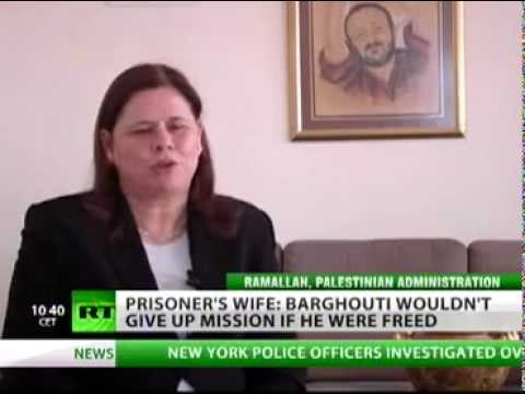Wife of jailed Tanzim founder Marwan Barghouti talks about the Gilad Shalit deal