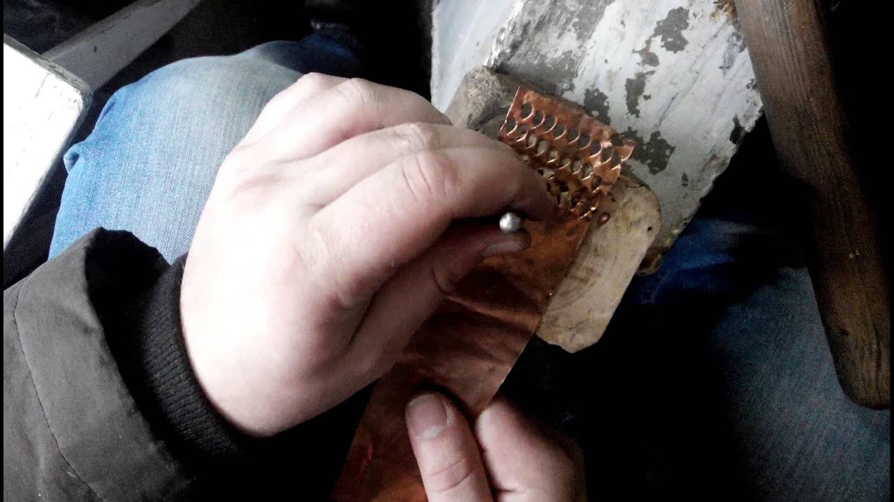 Изготовление своими руками мормышка фото